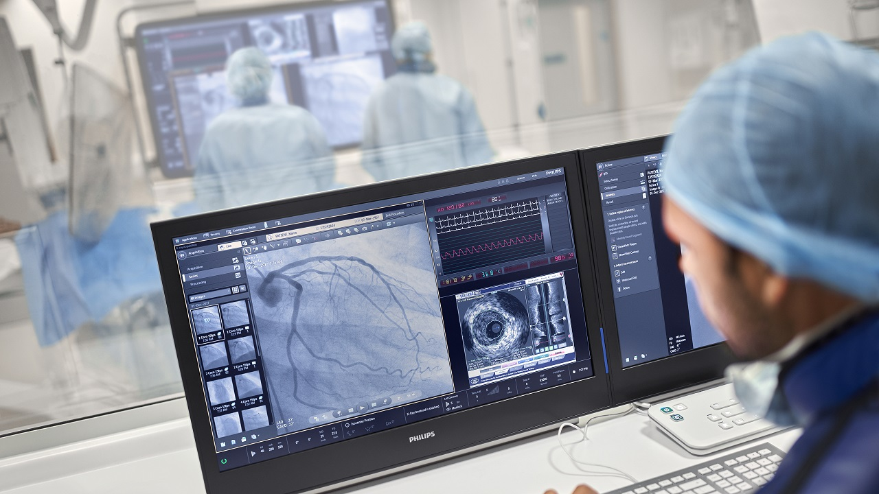 Philips Azurion image-guided therapy platform