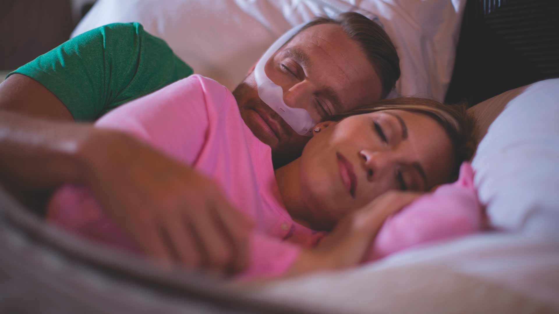 Philips DreamWear Pillow mask